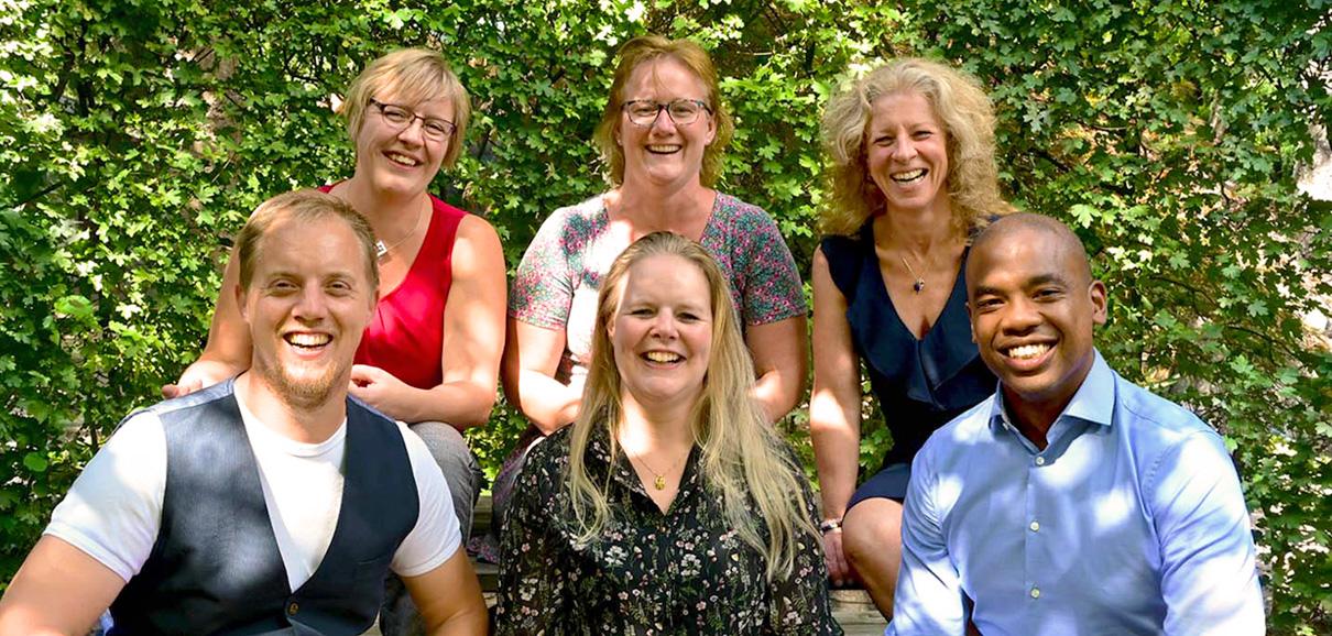 Geen-Gezeur, Jouw persoonlijke boekhouder,Nunspeet - Ons team - Teamfoto